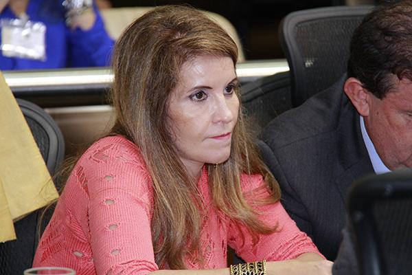 Deputada Antonieta Amorin