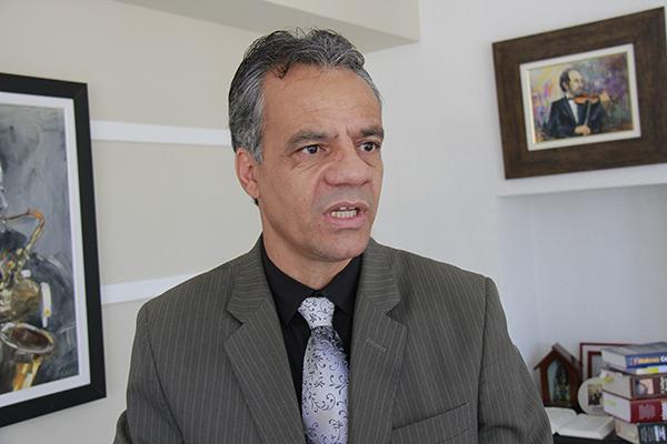 Marcos Ivan, advogado de Francimar Câmara Cardoso que assassinou Bruno Soares Santos na segunda-feira