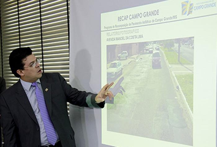 Gilmar Olarte administra o caos para governar a Capital