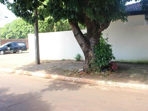 Corpo de mulher foi encontrado na rua Planalto em Campo Grande