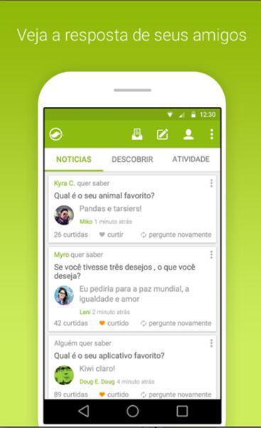 Criado por uma empresa de San Francisco, Estados Unidos, já possui versões do aplicativo em português para iOS e Android