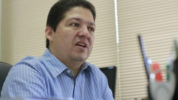 Presidente do Sindifisco Clovis Silva