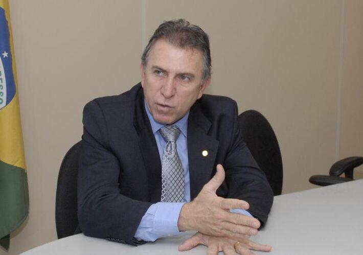 Edson Giroto foi ao 2º turno, mas perdeu a eleição em 2012
