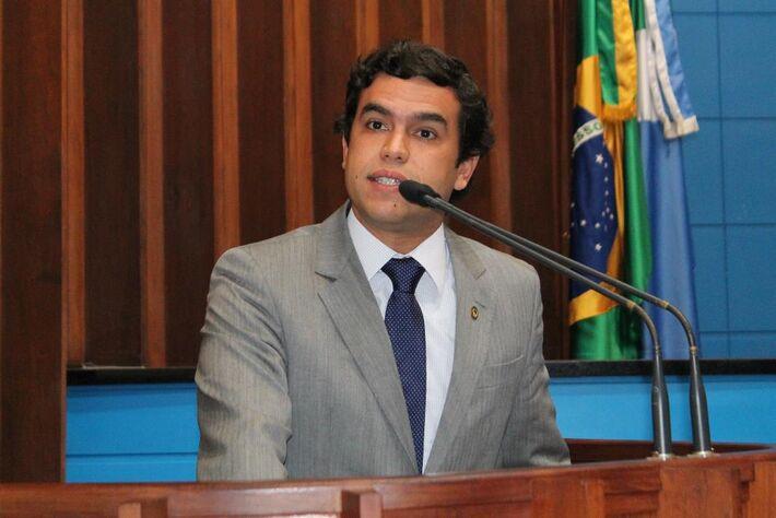 Deputado Beto Pereira (PDT