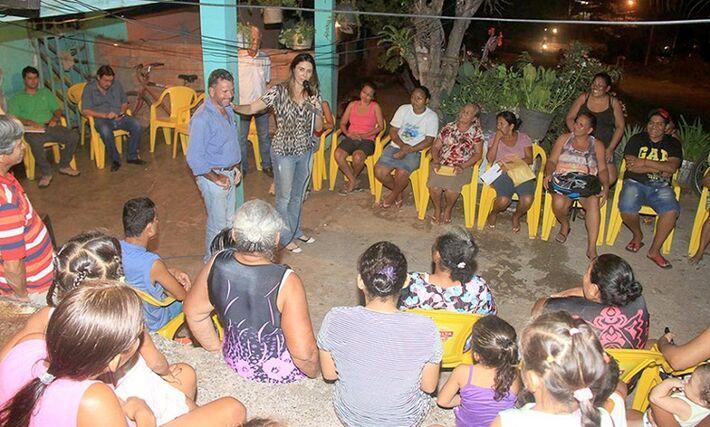 Programa de regularização fundiária começa pelo Morro da Carlinda, anunciou a diretora-presidente da Fuphan