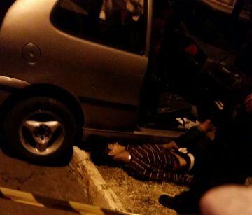 Assaltante menor de idade foi morto ao recusar a solicitação de parada da PM
