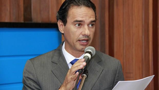 Deputado estadual Marquinhos Trad (PMDB)