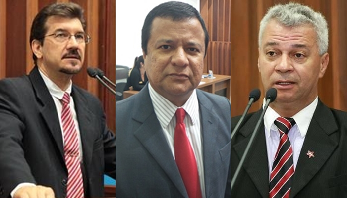 Deputados estaduais pelo PT não abrem mão de indicação de nomes para os cargos federais no estado.
