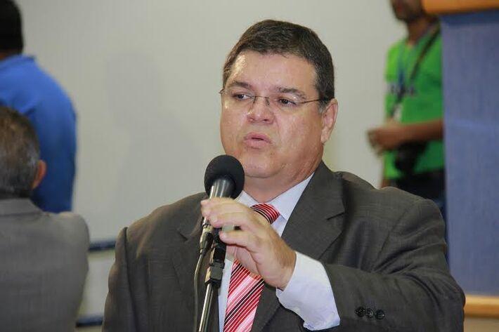 Vereador Paulo Pedra (PDT)