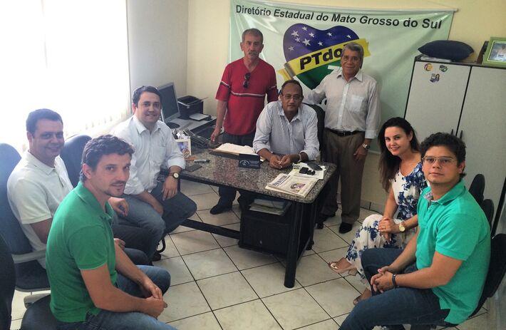 Decisão sobre candidatura própria nasceu de reunião entre parlamentares.