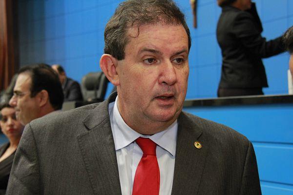 Depautado Eduardo Rocga (PMDB)