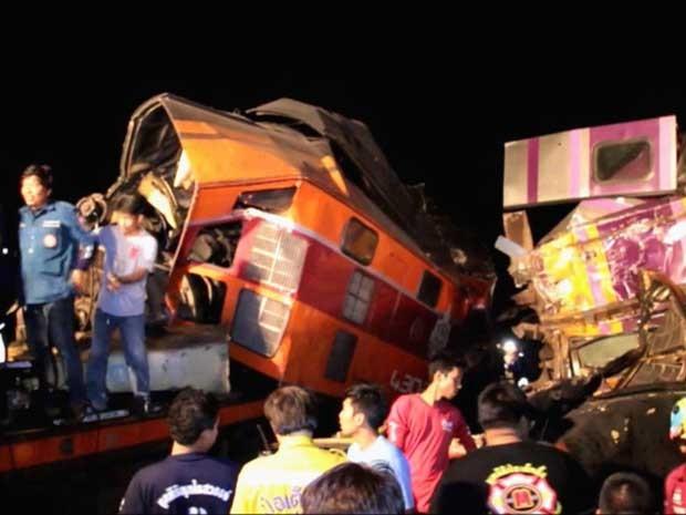 Foto: Thai News Network TV / Via AP Photo