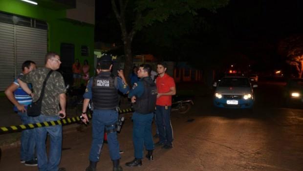 Crime ocorreu na noite de ontem em Ponta Porã