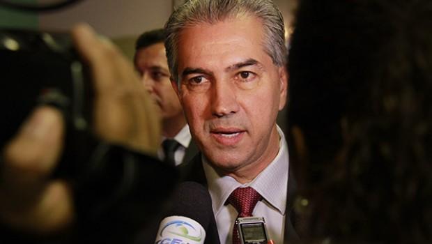 Reinaldo Azambuja (PSDB), governodor de Mato Grosso do Sul