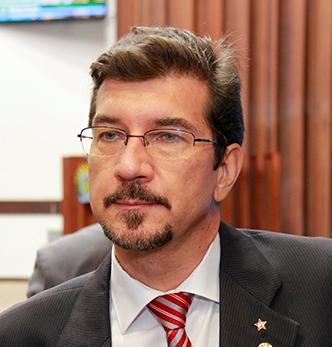 Deputado estadual Pedro Kemp (PT)/Foto: Wanderson Lara - Arquivo