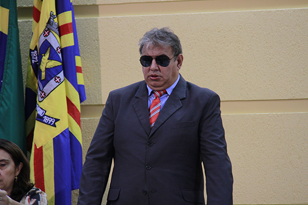 Vereador Alceu Bueno renuncia ao mandato depois de ter sido descoberto praticando sexo com adolescentes/Foto:Wanderson Lara