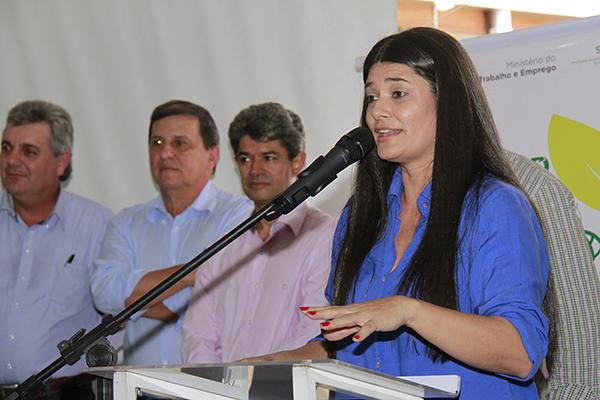 Vice-governadora acredita que união entre tucanos deve enterrar possibilidade de disputa interna/Foto: Wanderson Lara