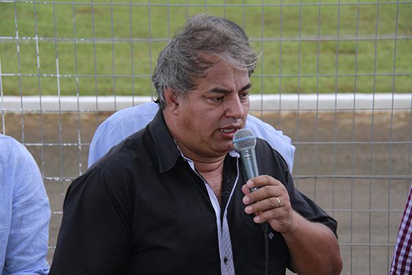 Vereador Alceu Bueno/Foto:Wanderson Lara