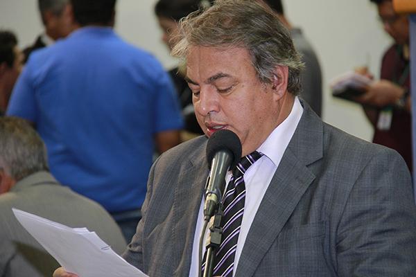 Vereador é um dos envolvidos em escândalo sexual/Foto:Wanderson Lara