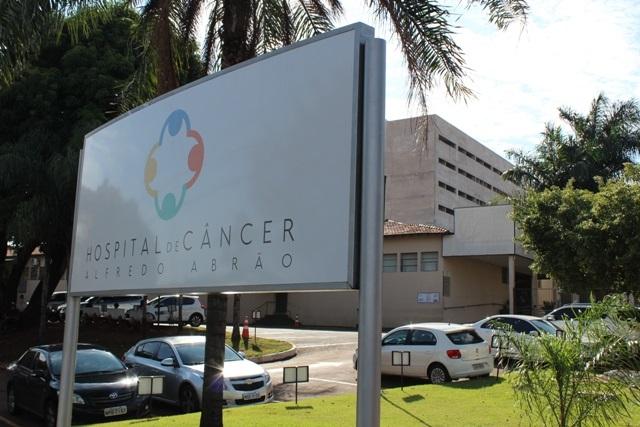 Sede do Hospital de Câncer/Foto: divulgação