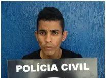 Wellington Ribeiro de Souza, 25, vulgo Cabeção/Foto: Reprodução PC