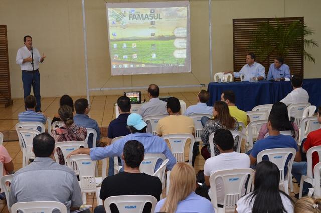 Foto: assessoria de imprensa Famasul