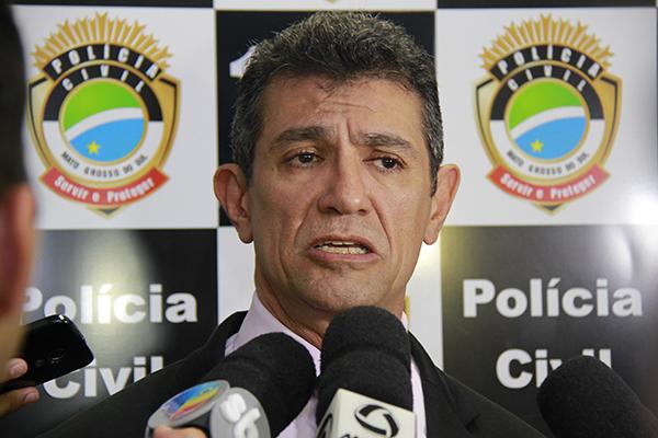 Delegado Miguel Said.