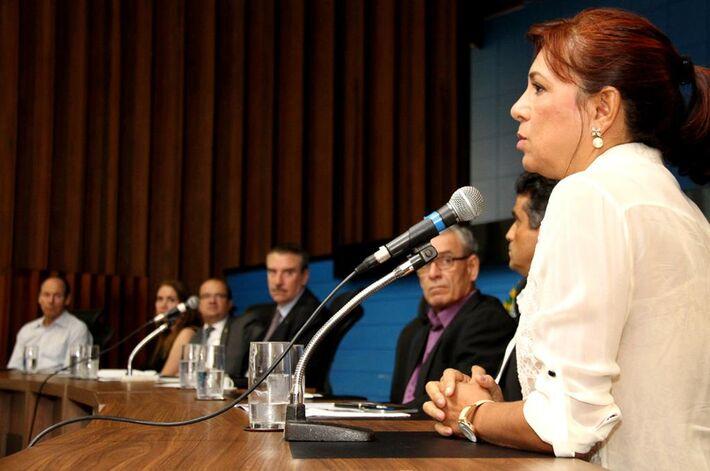 udiência ocorreu no plenário Júlio Maia e discutiu o uso sustentável da água em Mato Grosso do Sul