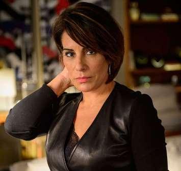 Gloria Pires é Beatriz: 51 anos em boa forma (Divulgação / TV Globo)