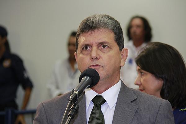 Vereador João Rocha (PSDB)