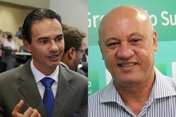 Marquinhos Trad e Carlos Alberto de Assis, possível dobradinha para disputar a prefeitura da Capital.