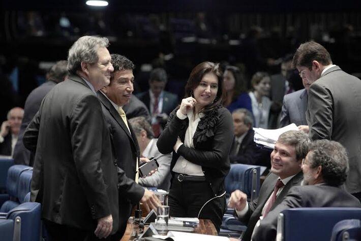 Senadora Simone Tebet/Foto:divulgação