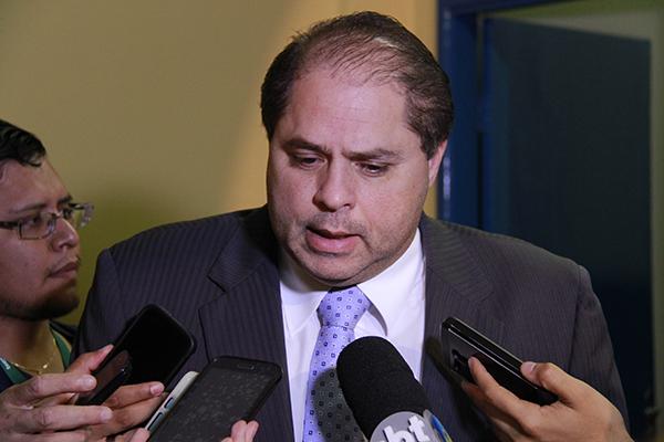 Presidente da Câmara, Mario Cesar (PMDB)