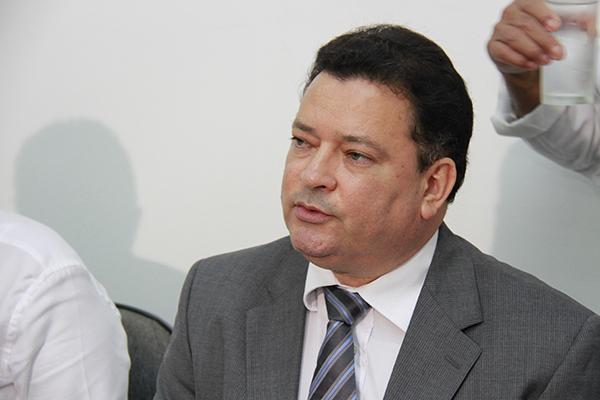 Secretário Wilson do Prado/Foto:Wanderson Lara