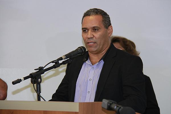 Vereador Chiquinho Telles (PSD)/Foto:Wanderson Lara