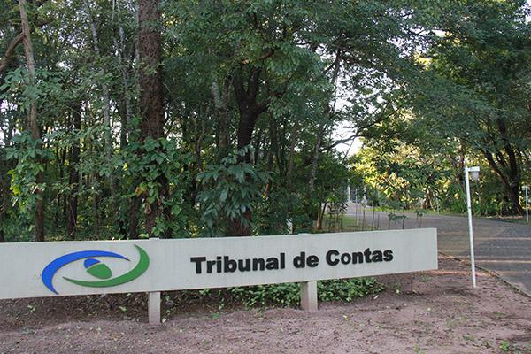 Tribunal de Contas de MS (TCE/MS) Foto: Wanderson Lara
