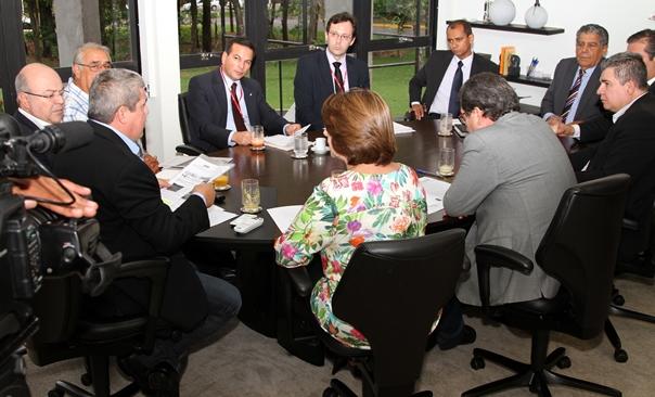 Reunião (Foto Divulgação)