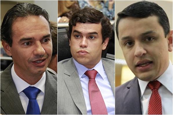 """Marquinhos Trad, Beto Pereira e Elizeu Dionizio, devem trocar de partido na """"janela de infidelidade"""""""
