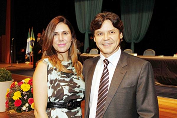 Paulo Duarte e Maria Clara Mascarenhas Scardini