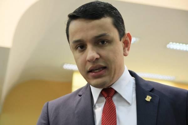 Deputado federal Elizeu Dionizio. Foto: Arquivo Solidariedade.