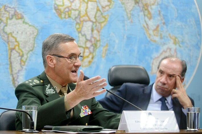 Marcos Oliveira (Foto: Agência Senado)