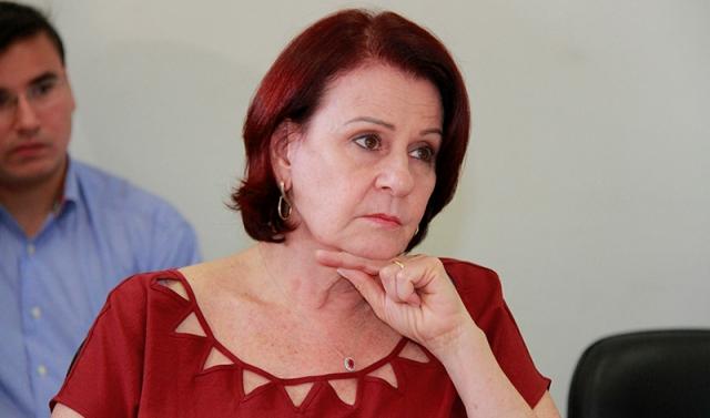 Maria Cecília Amendola Motta, secretária de Educação.