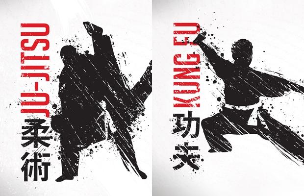 Duelo entre duas artes marciais (Folto Divulgação)