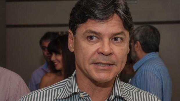 Prefeito Paulo Duarte. Foto: Marcelo Calazans.