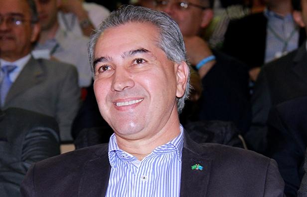 Reinaldo Azambuja.