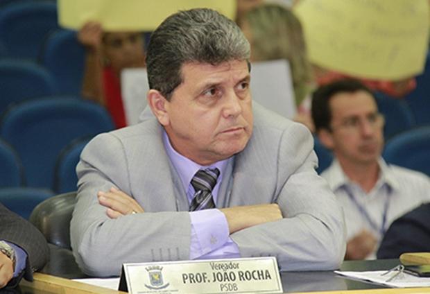 João Rocha, depois de ter esvaziadas suas pretensões, discurso de pré-defesa.