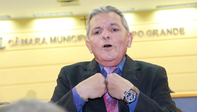 Vereador Airton Saraiva (DEM).