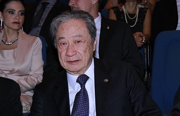 Deputado George Takimoto, um dos proponentes da homenagem.