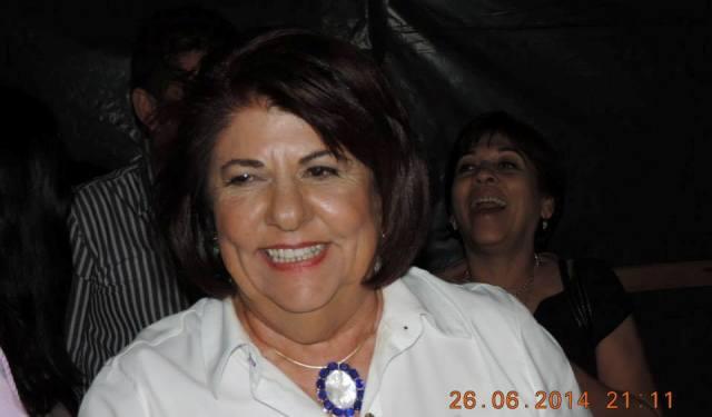 Tereza Name analisa convite de Bernal para a Secretaria da Mulher. Foto: Facebook.