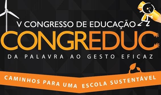 Congresso tem objetivo trazer sustentabilidade para escolas (Foto Divulgação)
